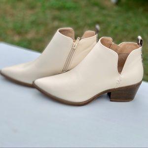 Women's Western Booties Memory Foam Fashion Boots